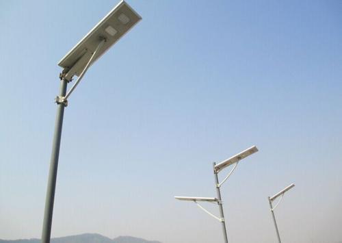 郑州太阳能路灯一体化型号安装讲解