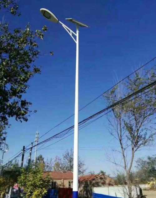 河南LED路灯用飞机灯头完整实物