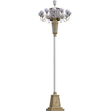 河南中华灯6米常规款