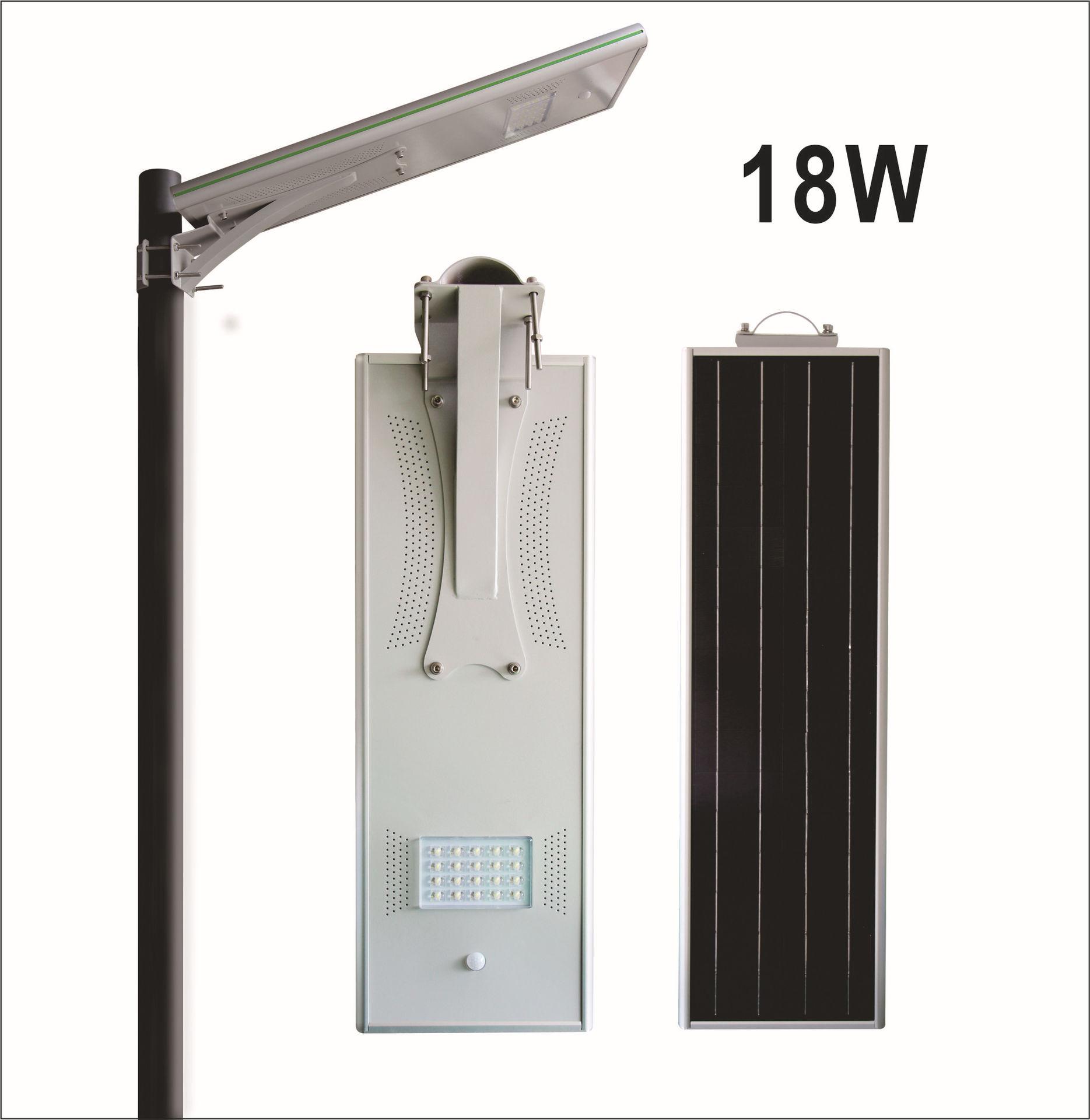 河南太阳能路灯一体化灯型