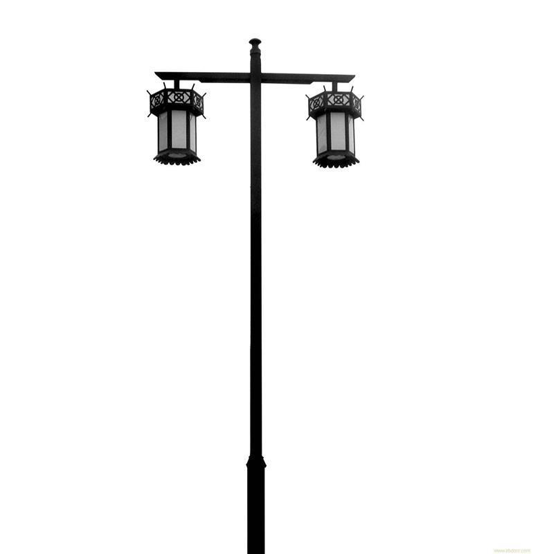 河南庭院灯厂家介绍如何选购庭院灯