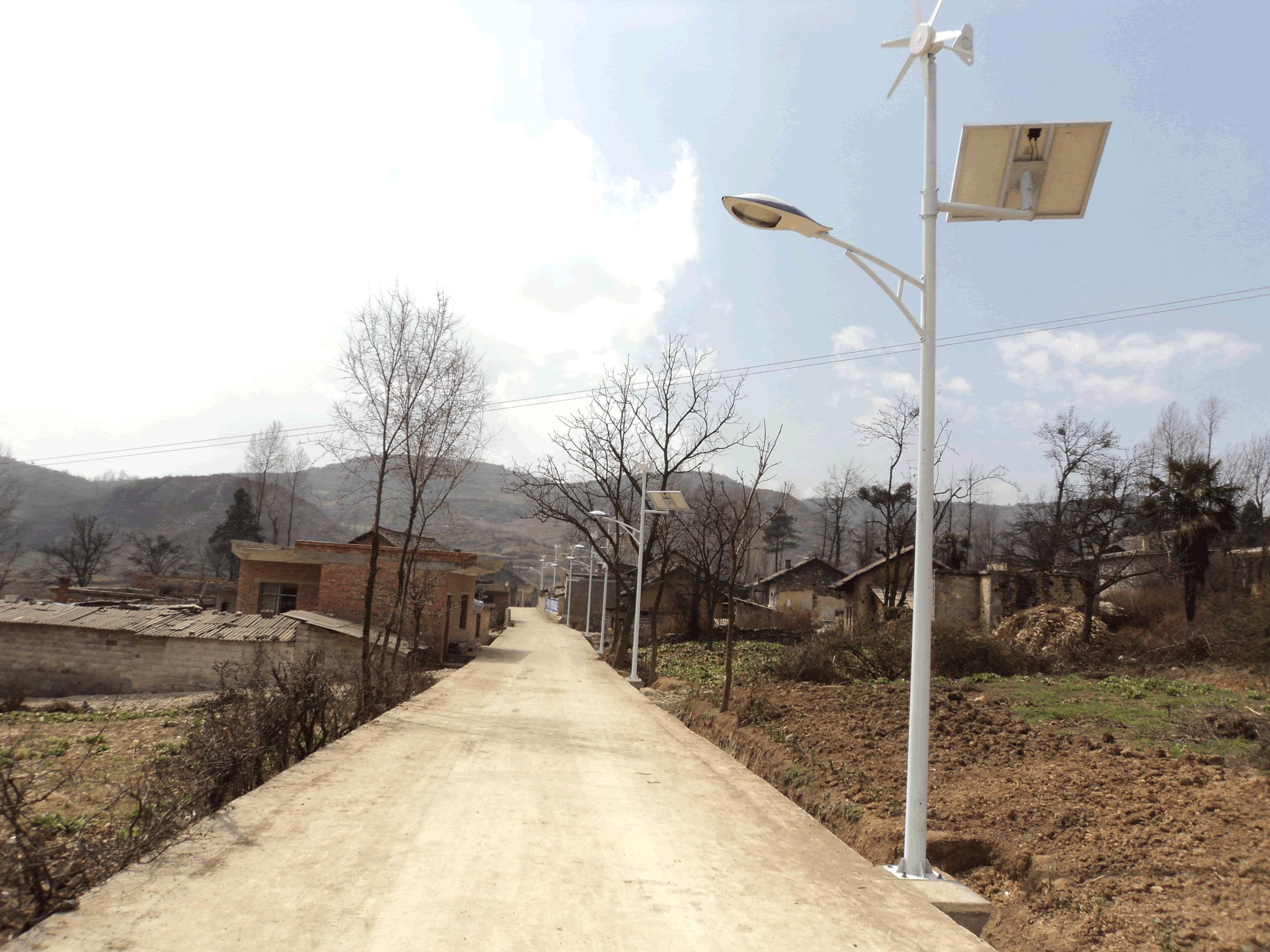 河南太阳能路灯风光互补样式型号