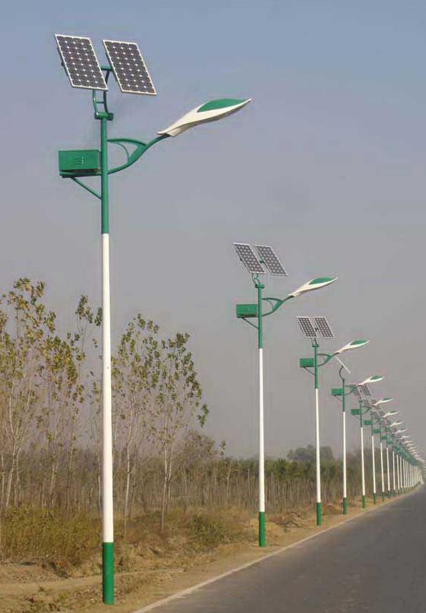 飞鹤臂太阳能路灯