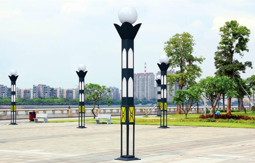 河南景观灯水滴系列