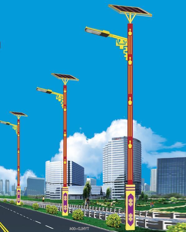 河南省农村太阳能路灯价格是多少
