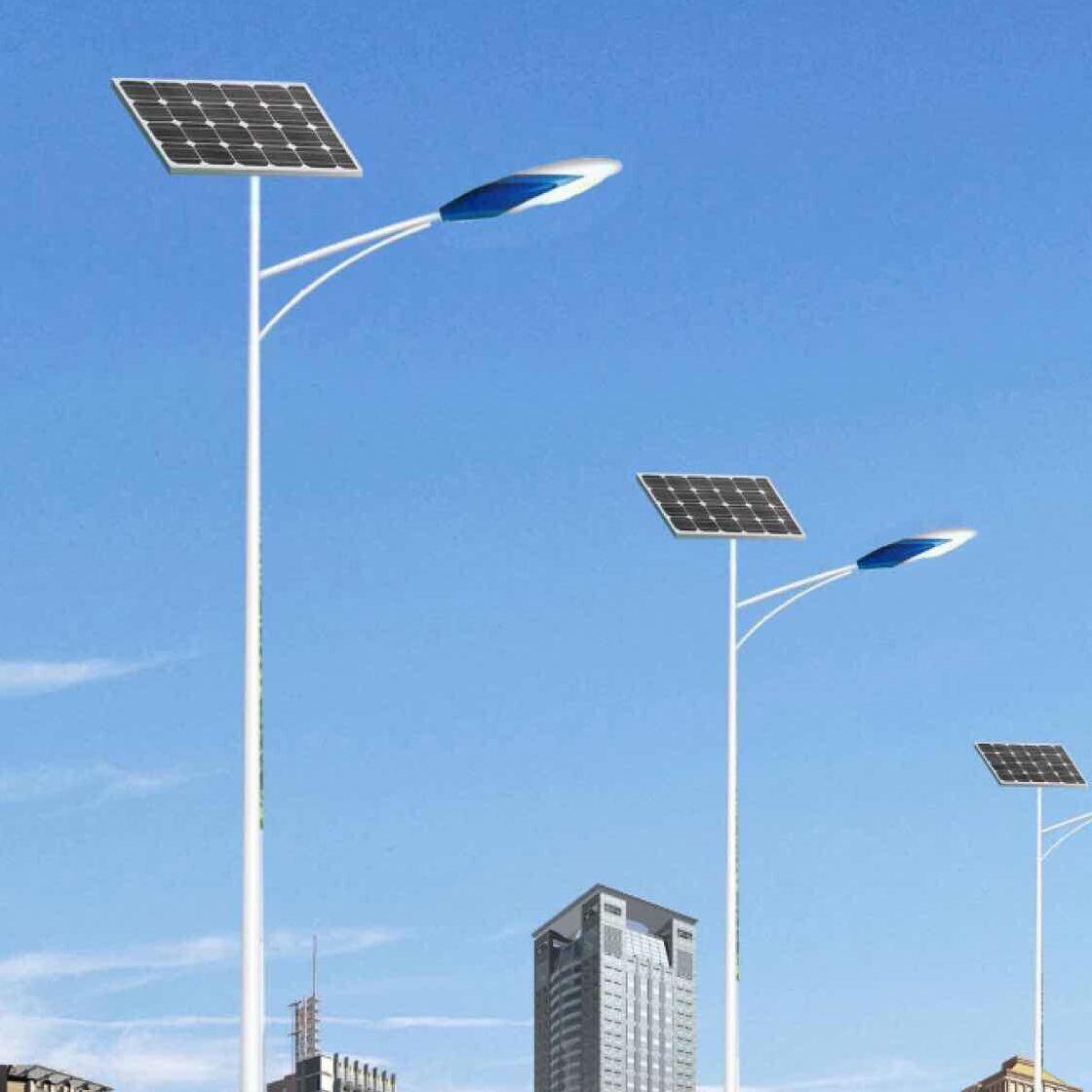 河南省6米太阳能路灯参数及价格报价