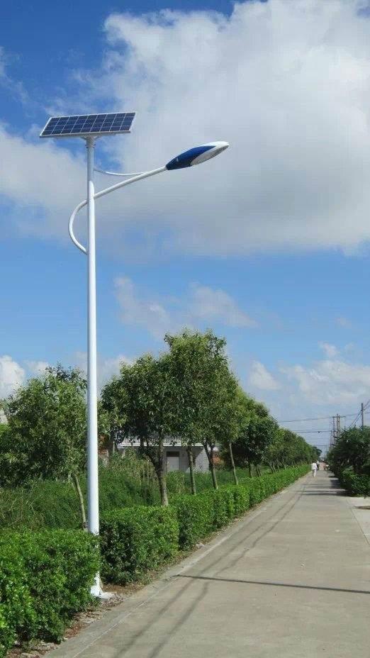 8字臂型郑州太阳能路灯