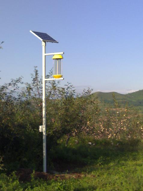 灭蚊灯头河南太阳能路灯