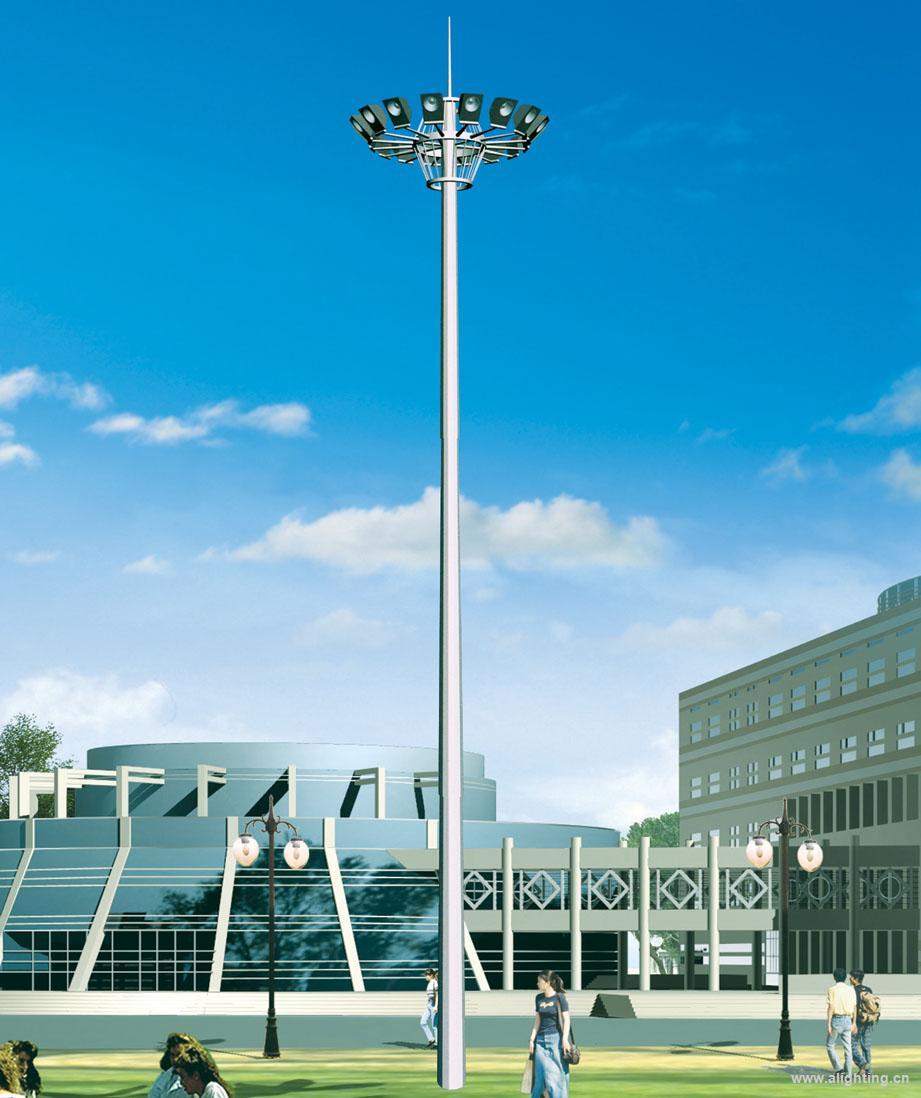 河南25米高杆灯价格报价是多少钱