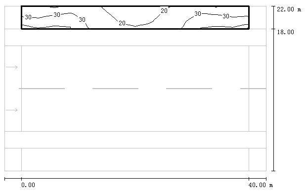 河南太阳能路灯LED灯头非机动车道路照度值