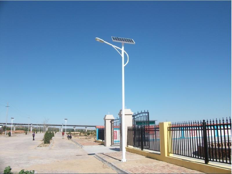 河南省时控控制太阳能路灯
