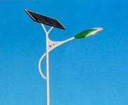 太阳能路灯海螺臂款