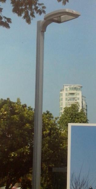 6米市电方管庭院路灯