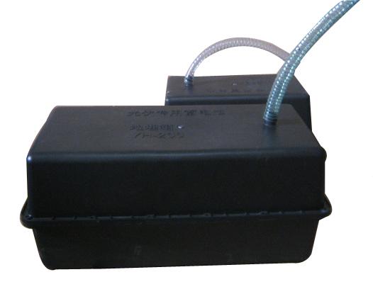 河南太阳能路灯项目用蓄电池地埋箱