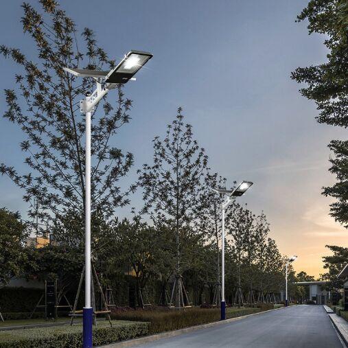 河南城市道路太阳能路灯