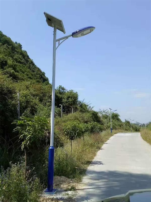 河南省太阳能路灯6米常规配置