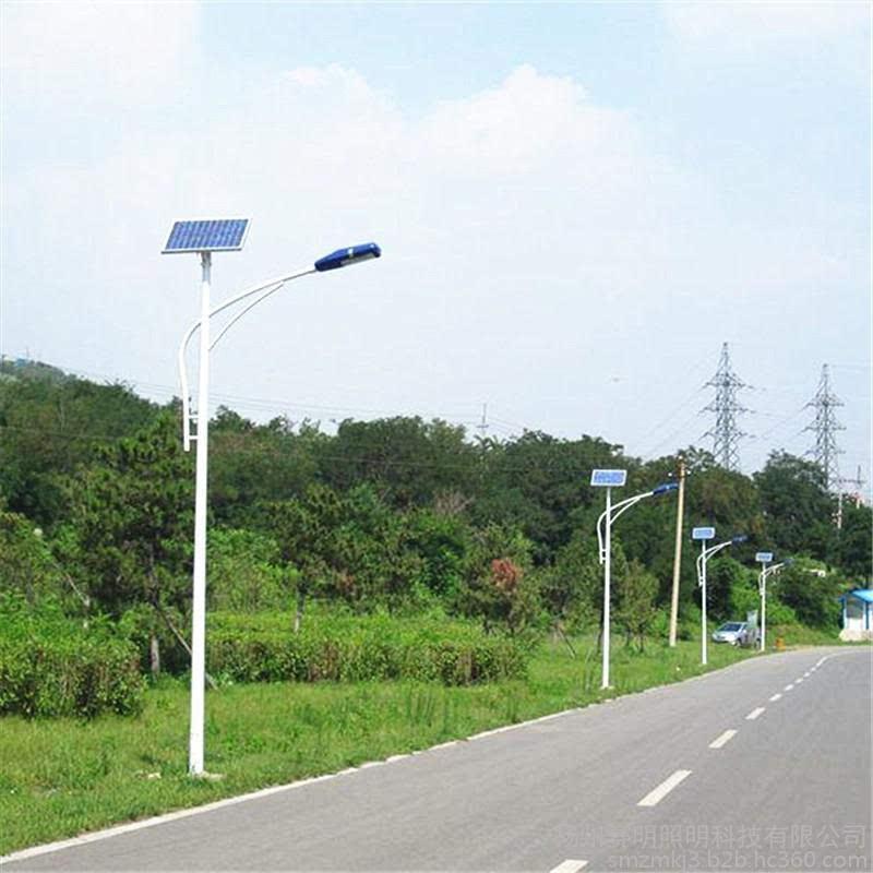河南6米太阳能路灯30W配置