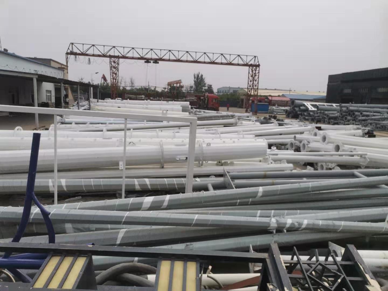 河南太阳能灯生产厂区图