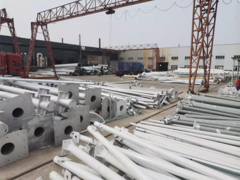 河南太阳能灯生产厂家实拍