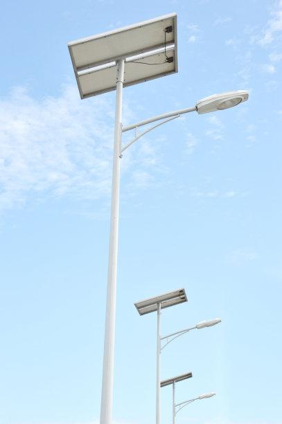 河南省平顶山市6米太阳能路灯