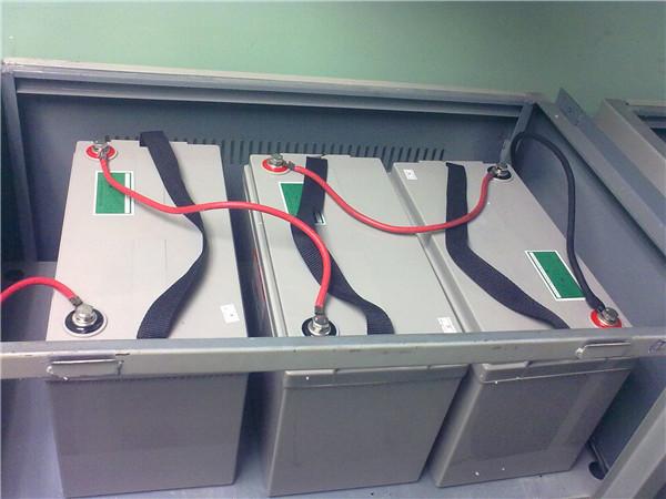旧电池改装的河南太阳能灯蓄电池