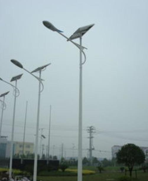 河南新乡农村6米30W太阳能路灯