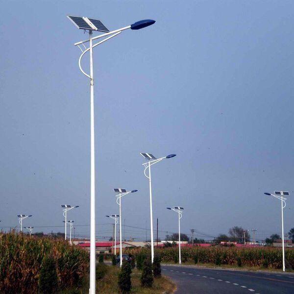 郑州太阳能路灯6米30WLED款