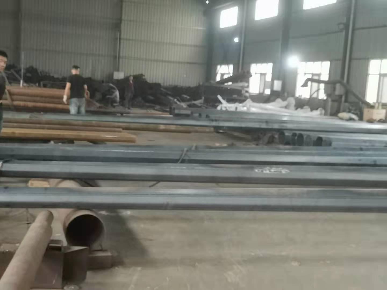 河南省郑州市路灯生产厂家生产车间