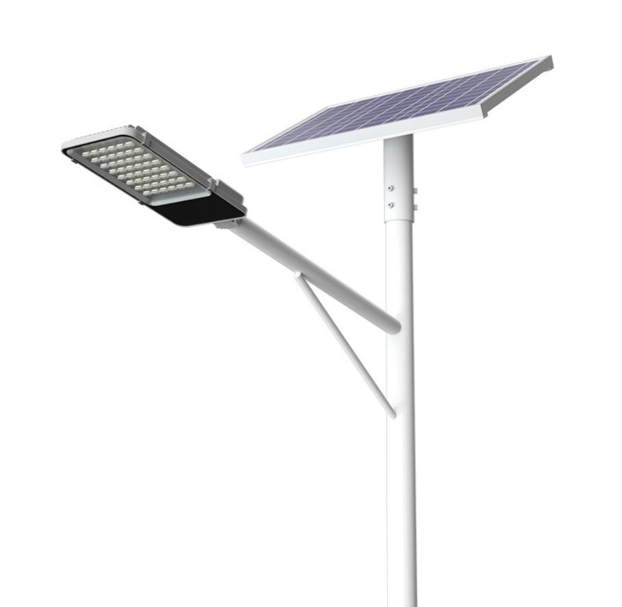 河南A字臂5米LED太阳能路灯