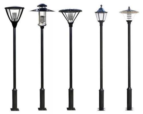 郑州庭院灯灯杆焊接
