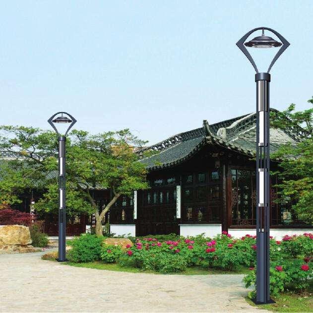 郑州庭院灯法兰焊接