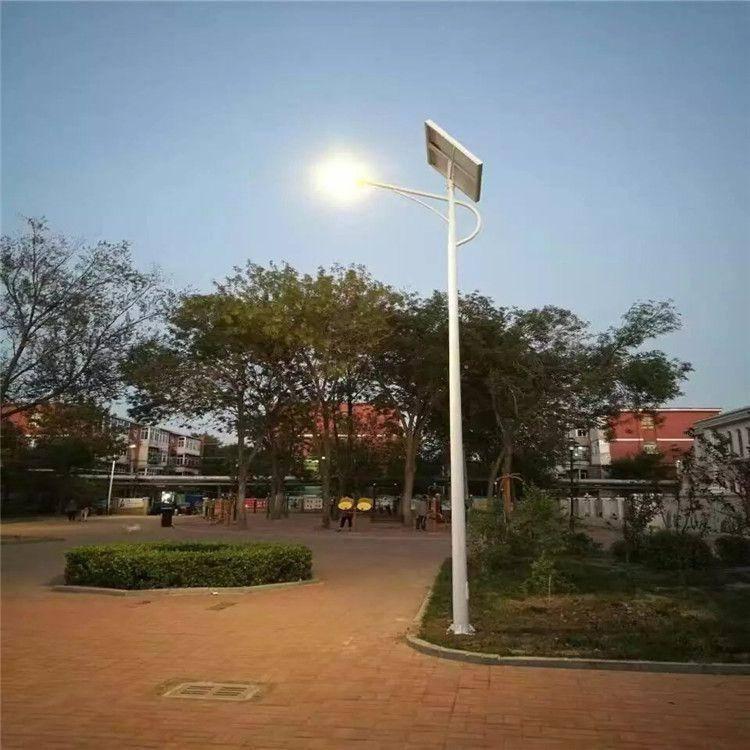 河南太阳能路灯常见故障及解决方法