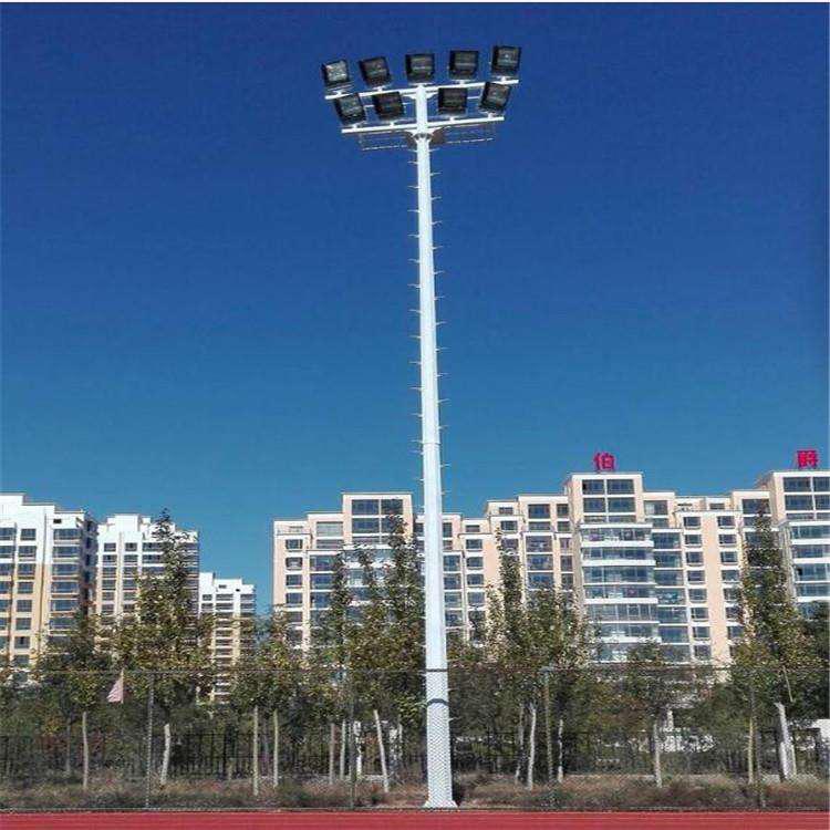 河南高杆灯升降式灯型如何维修