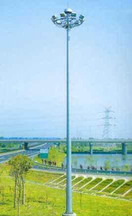河南高杆灯损坏如何维修