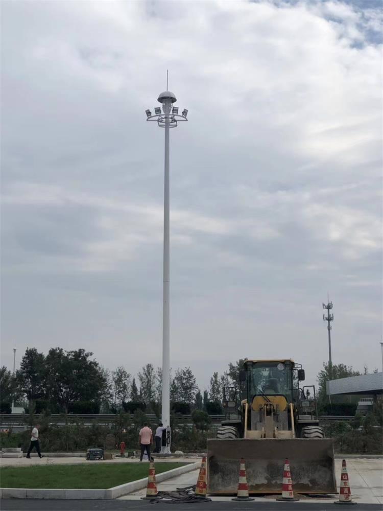 河南高杆灯日常维护内容