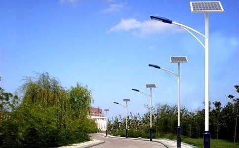乡村太阳能路灯配置