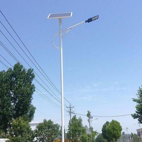 郑州市周边乡村太阳能路灯