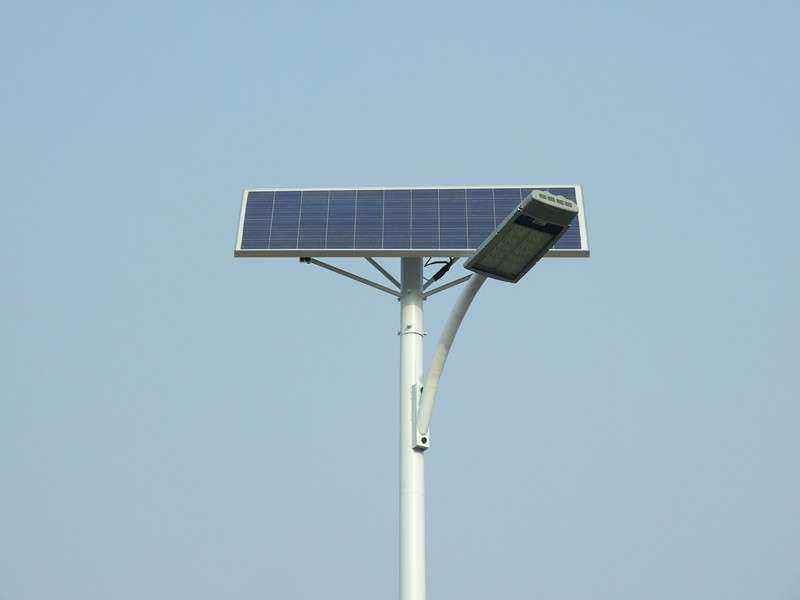河南市政常用6米太阳能路灯