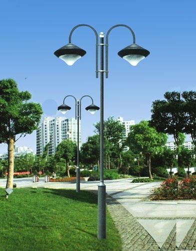 河南小区公园常用4米庭院灯