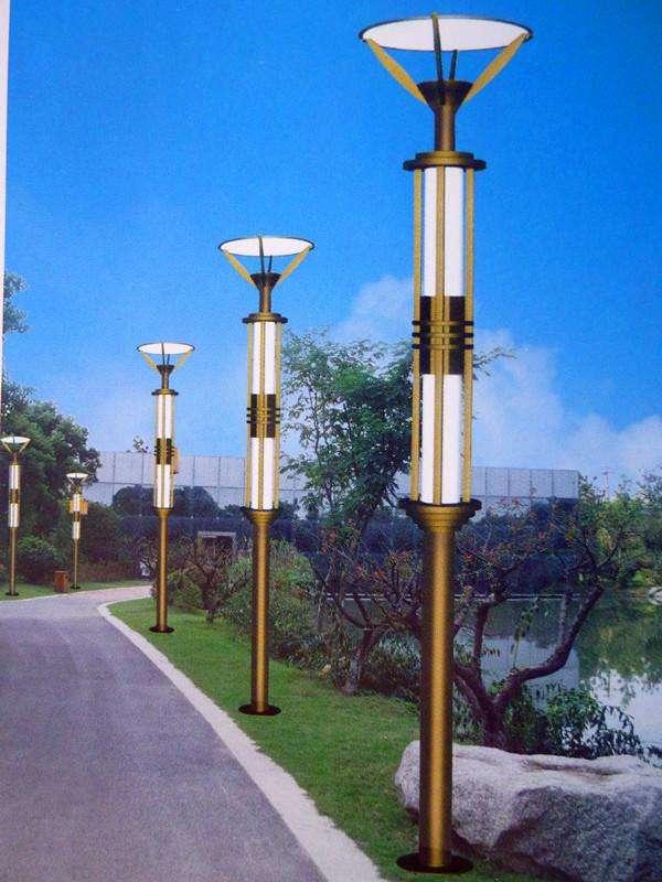 河南景区公园常用4米庭院灯