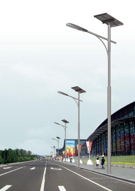 河南省市政太阳能路灯