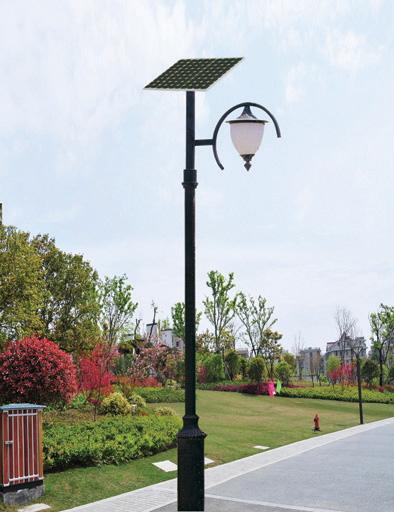 河南省公园庭院灯