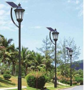 河南庭院灯3米高度