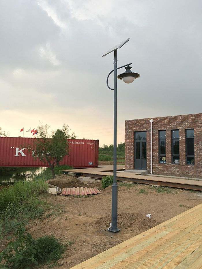 河南省安阳市4米新农村改造庭院灯