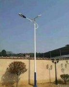 河南农村太阳能路灯价格是多少